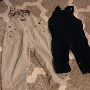 Toddler boys overalls